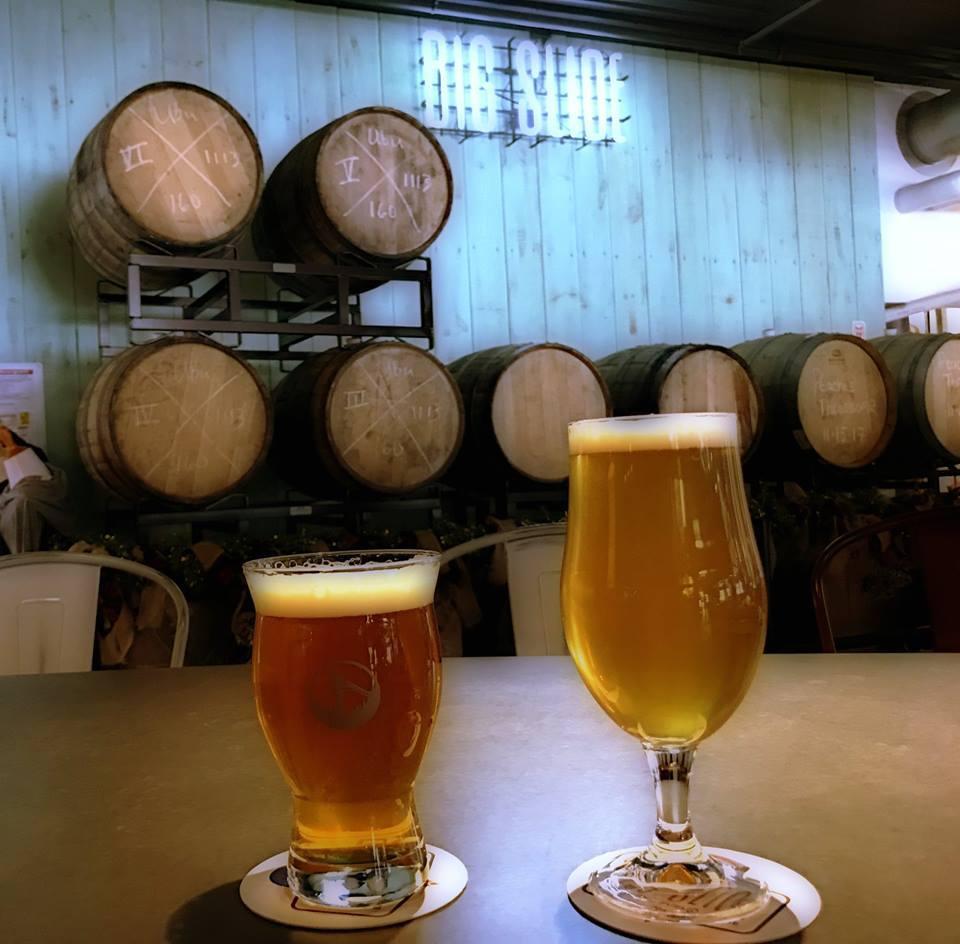 Barrels And Beer