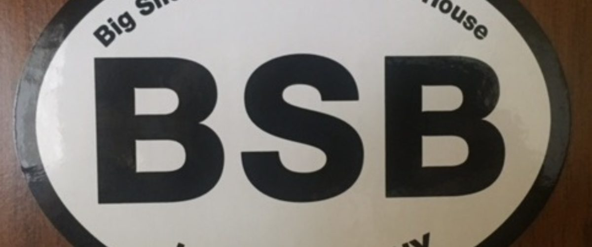 Bsb Sticker